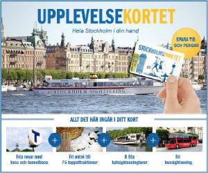 Stockholmsupplevelse